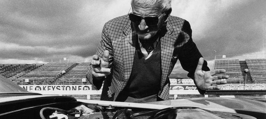 Отец легендарного спорткара Chevrolet Corvette