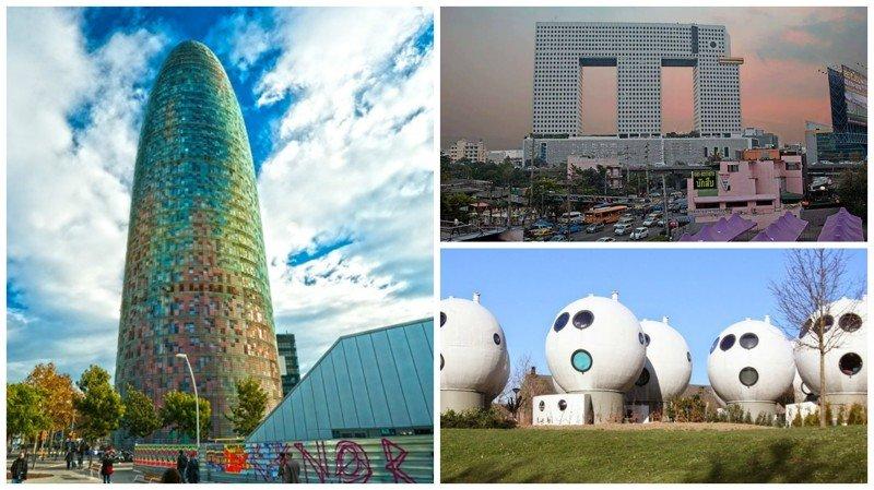 Самые некрасивые здания в мире