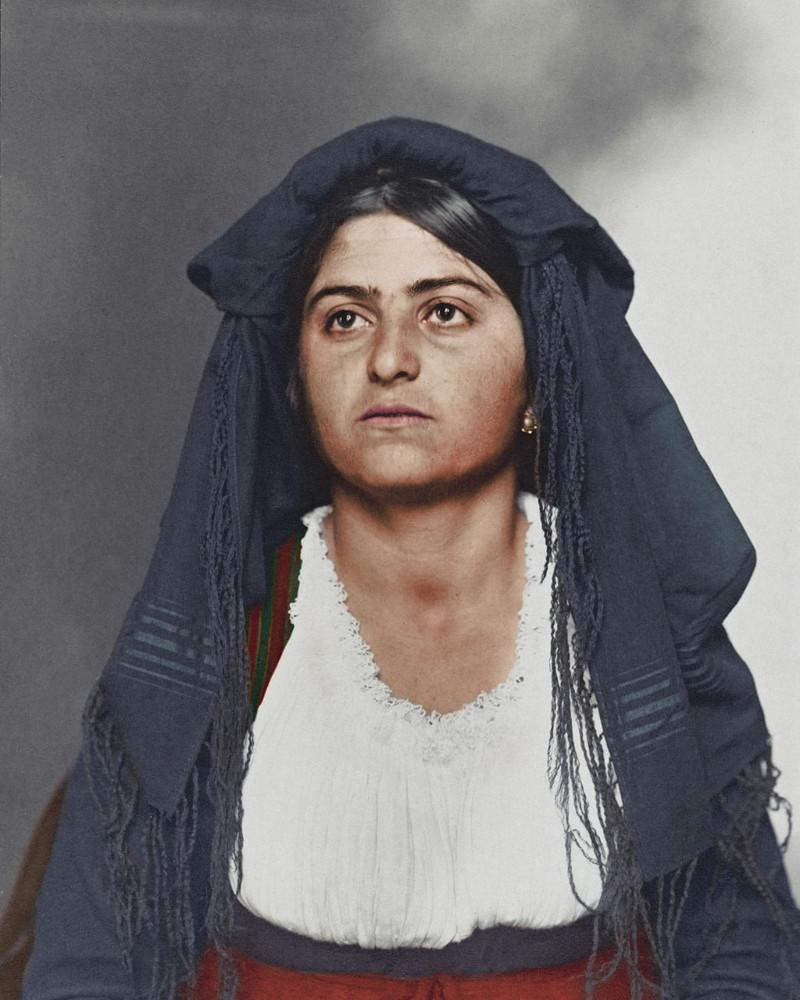 Как выглядели эмигранты в США в начале ХХ века (17 фото)