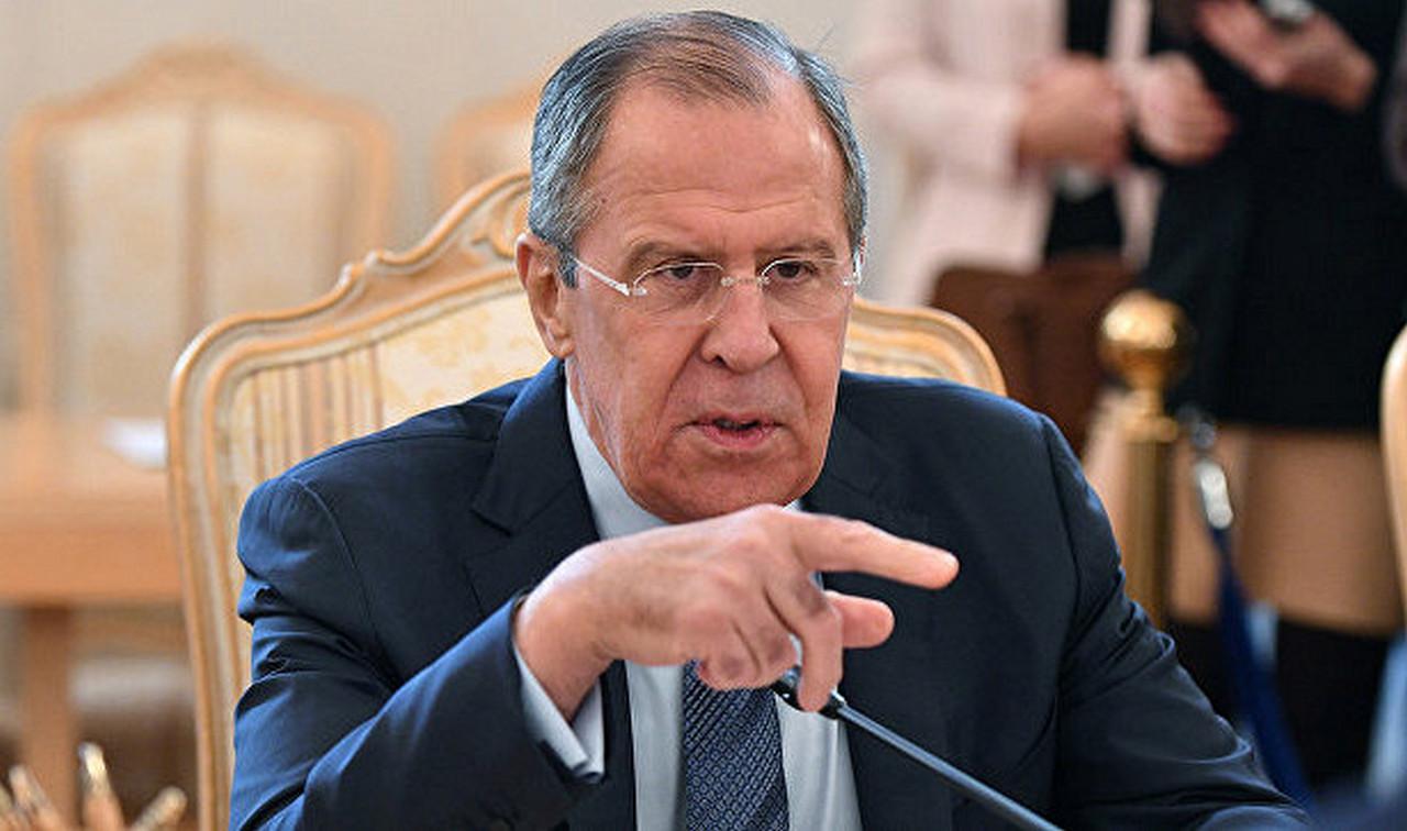 Лавров назвал шантажом угрозы США ввести санкции против Турции из-за С-400