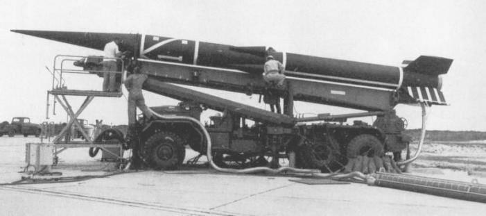 Экспериментальная ракета McD…