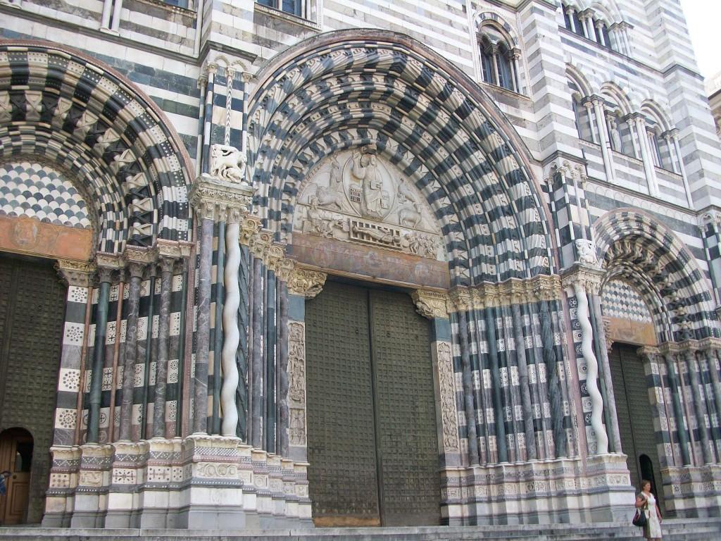 Собор Сан-Лоренцо, Генуя