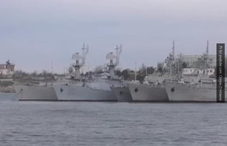 В России прокомментировали требование Украины отремонтировать корабли в Крыму