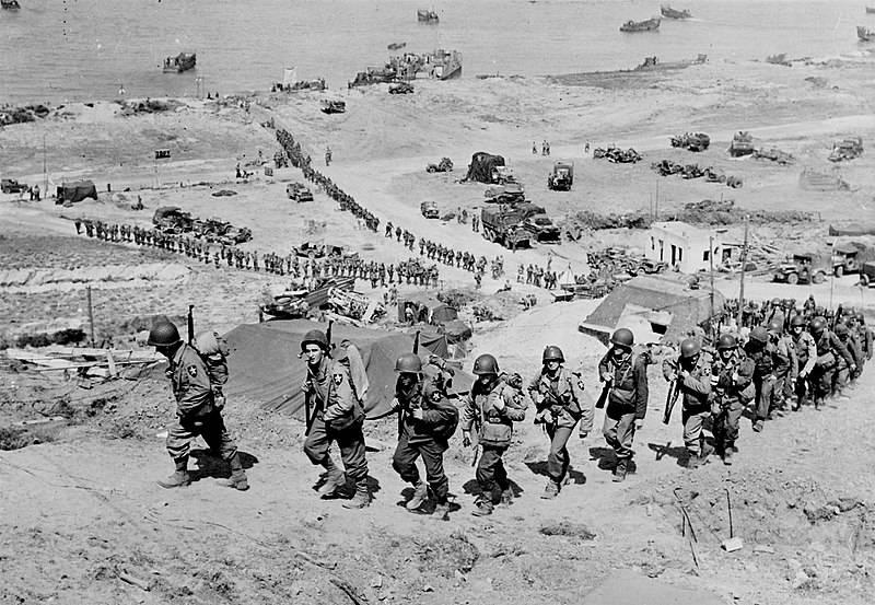 Вторая мировая война. Удар х…