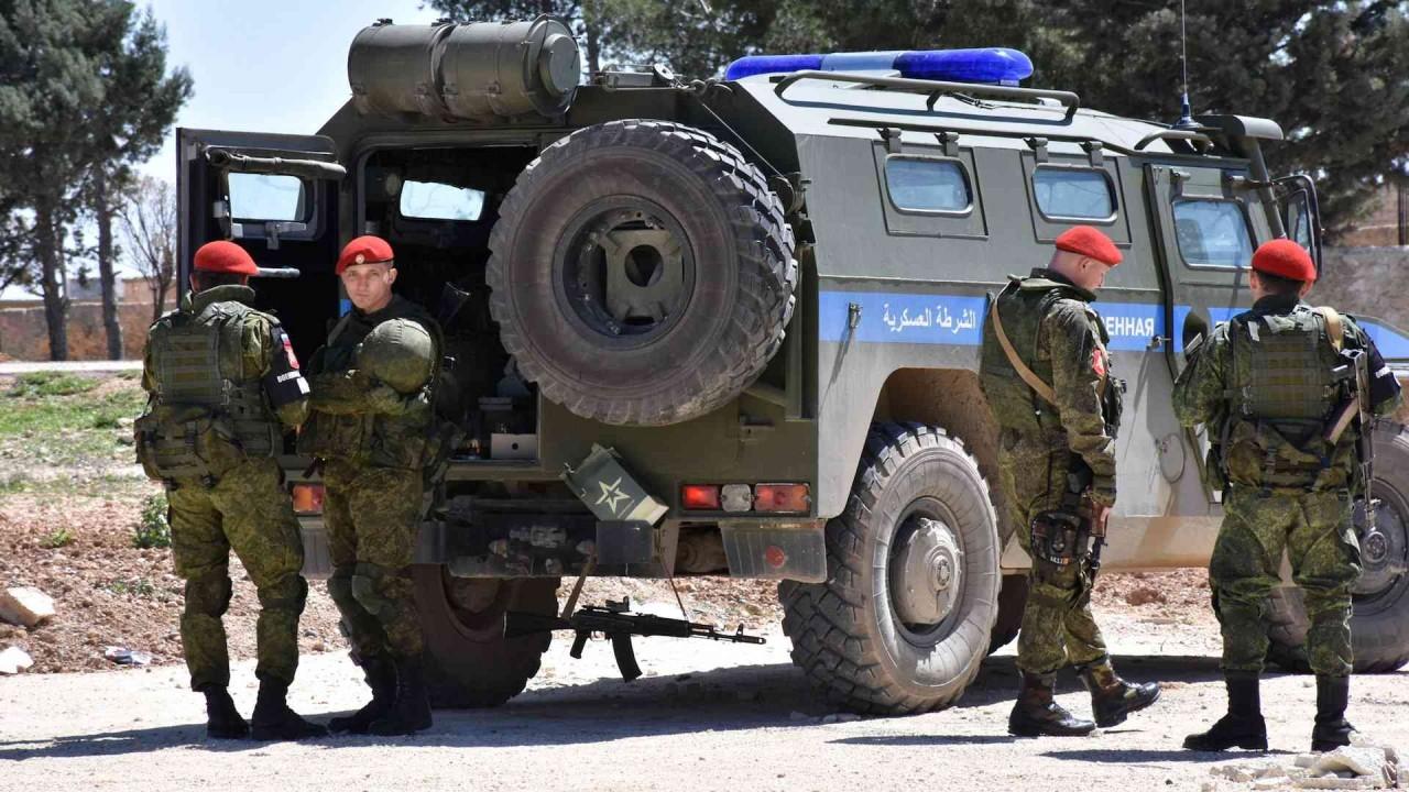 Российские подразделения вошли в освобожденные от боевиков города Каламуна