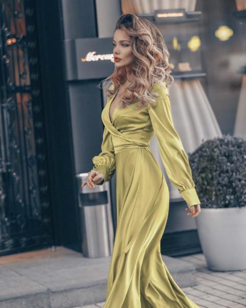 Какое платье надеть на Новый 2019 год