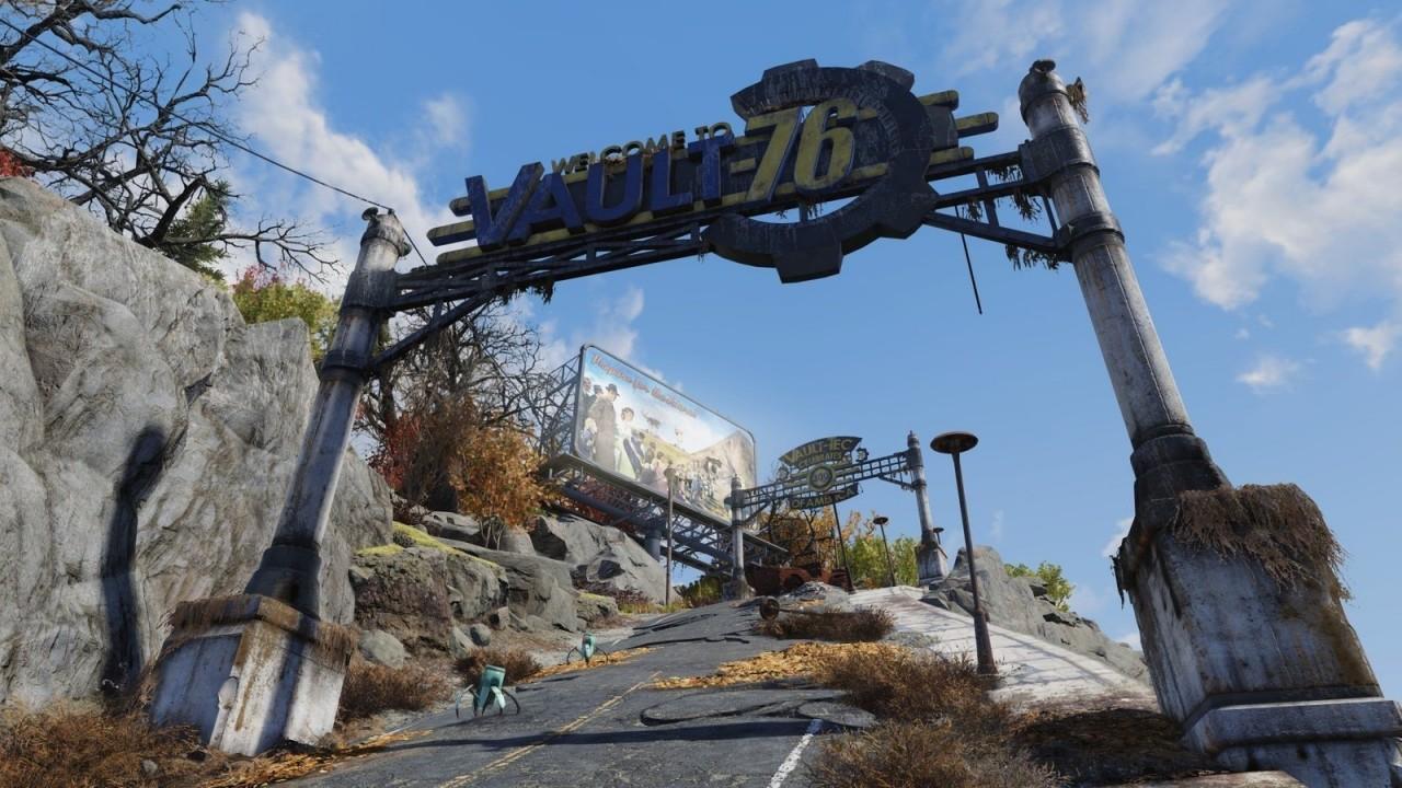 Баг в поддержке Fallout 76 п…