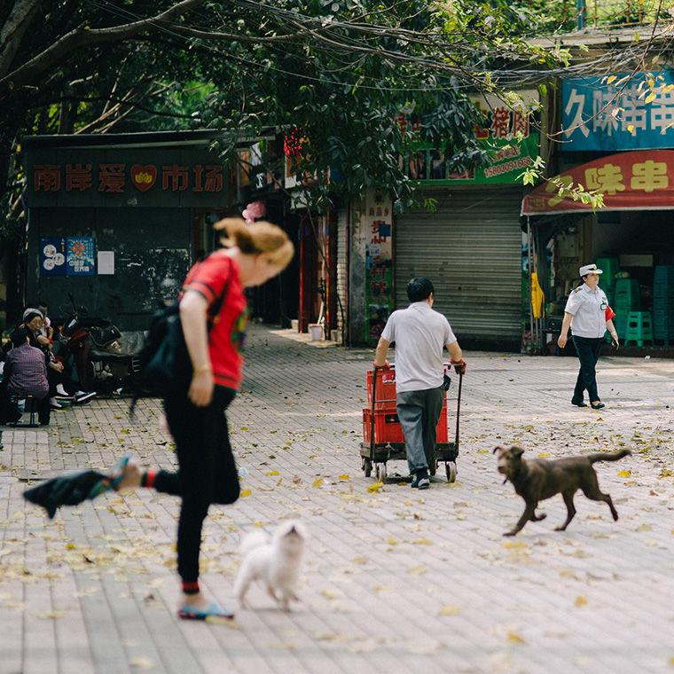 Чунцин: прогулка по китайскому мегаполису