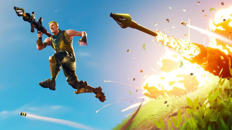 Fortnite: Battle Royale стал…