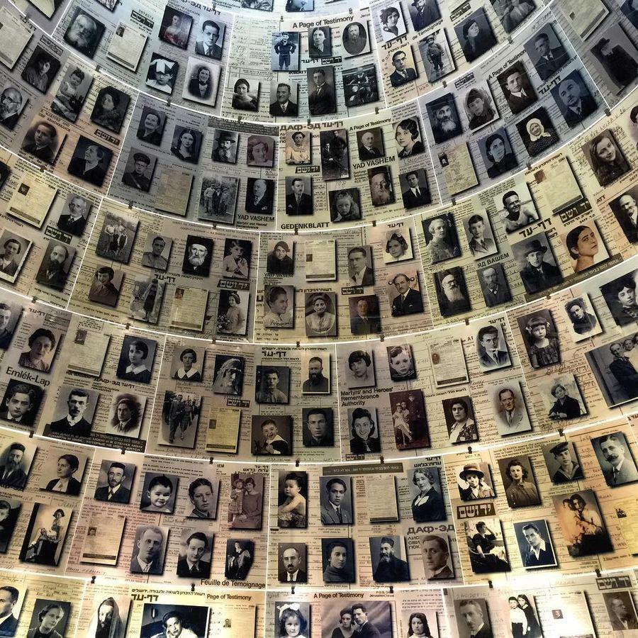 Мемориал жертв холокоста Яд Вашем (Иерусалим, Израиль)