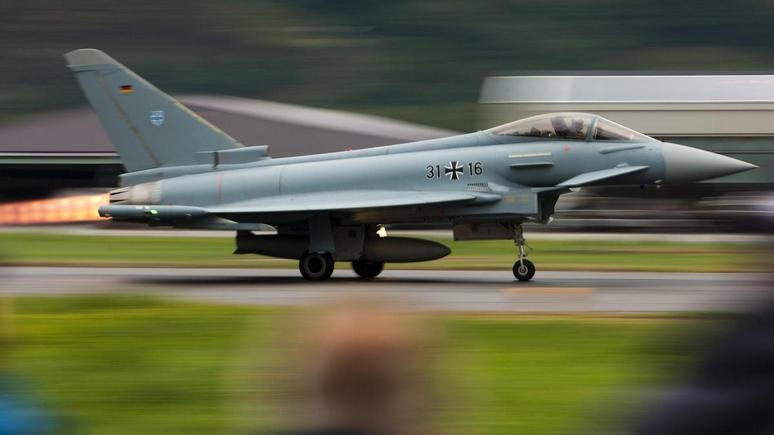 Contra Magazin: немецкие военные лётчики увольняются из бундесвера из-за нежелания воевать с Россией