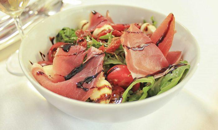 Приятного аппетита!  Фото: trattoria.kh.ua.