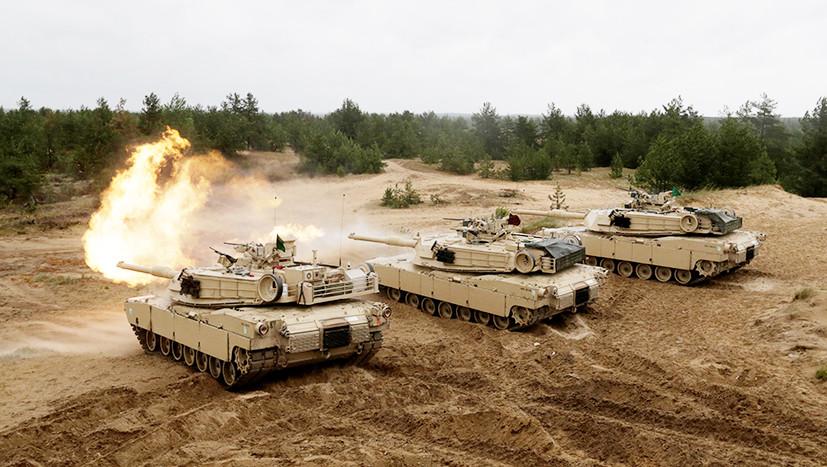 Закат «Абрамса»: США признали отставание в танкостроении