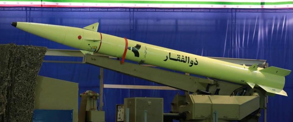 Иран наносит ответный удар. …