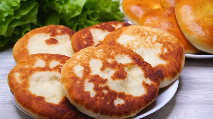 Лепешки «Финские» Лепешки, Рецепт, Видео рецепт, Еда, Видео, Длиннопост