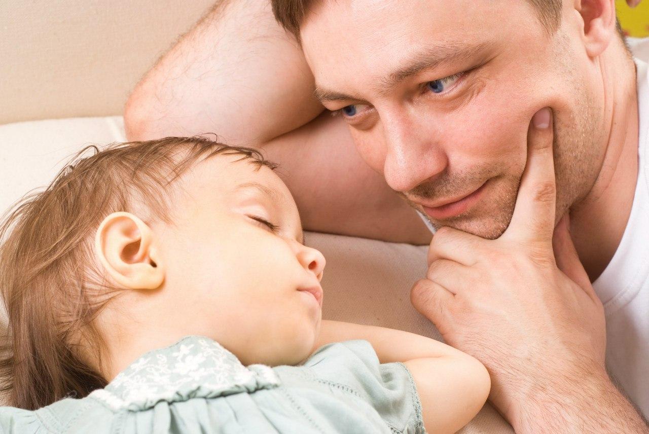 Вероятность отцовства равна 0