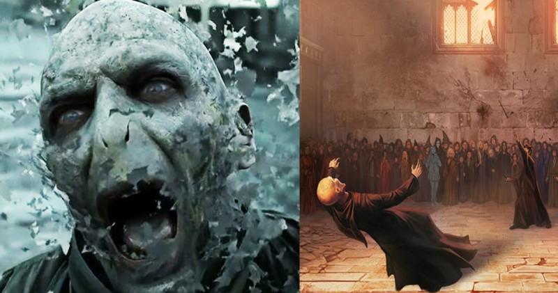 Эпизоды из книг о Гарри Поттере, которые хотелось бы увидеть в экранизации