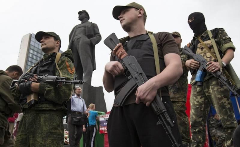 Короткая память. В ДНР решили поиграть в диктатуру