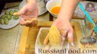 """Фото приготовления рецепта: Котлеты """"Птичье молоко"""" - шаг №12"""
