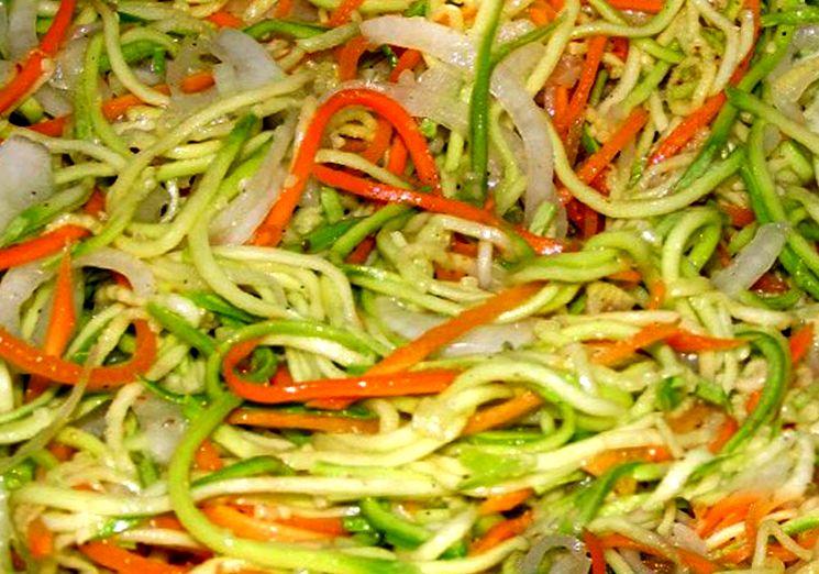 Кабачки по корейски — рецепты как приготовить кабачки по-корейски вкусно и просто