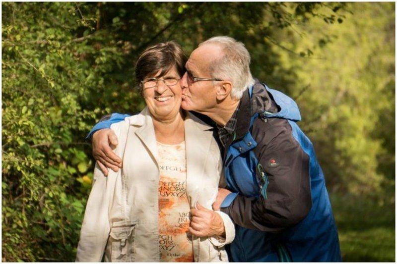 Любовник в 86 лет, или любви все возрасты покорны