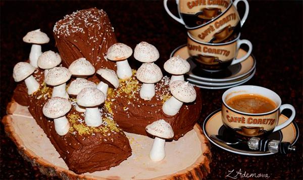 В Европе набирает популярность грибной кофе