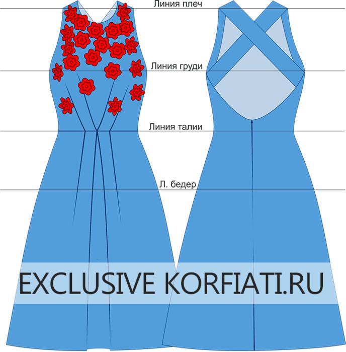 Dress-with-flowers (688x700, 157Kb)