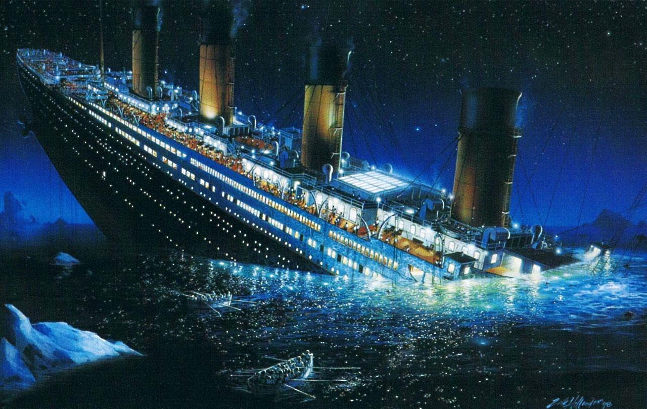 Предатели Титаника: самые подлые поступки пассажиров