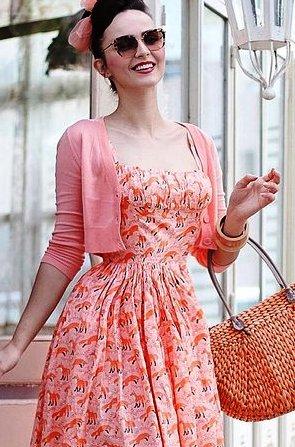 Idda van Munster — винтажная красавица в современном мире