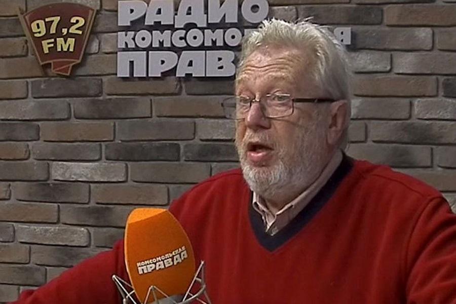 И. Чубайс прокукарекал «Слава Украине» в российском эфире