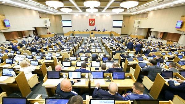 ГД приняла законопроект о пр…