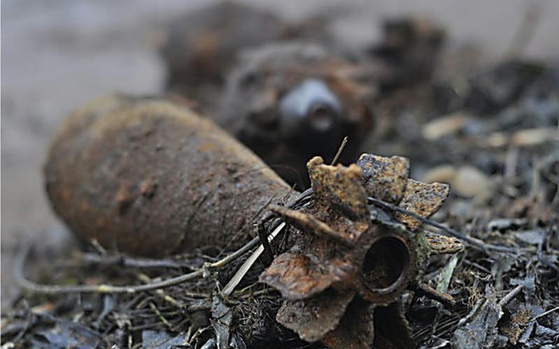 когда мина впервые использовалась в военном деле?