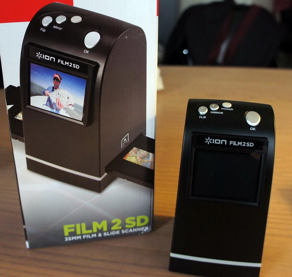 продам фотосканер для пленок 35 мм