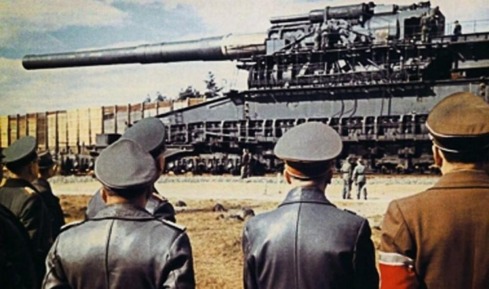 Суперпушка «Дора»: самое большое и бесполезное орудие Третьего рейха