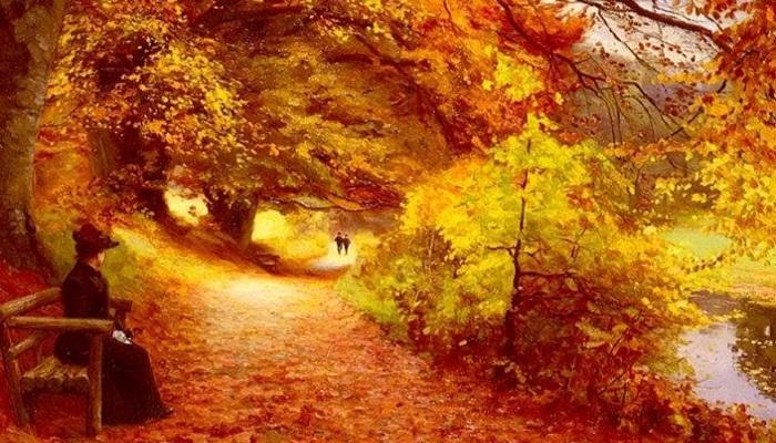 Неповторимый шарм осени: Картины, стихи и высказывания о меланхоличной, но такой очаровательной поре года