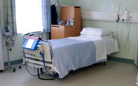 Постельное белье в больнице