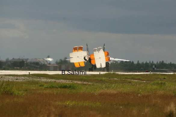 МиГ-31БМ переброшены в Сирию?