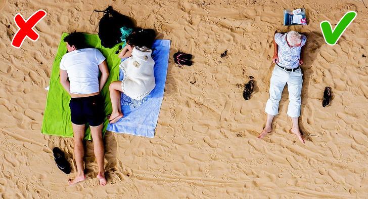 10 привычных вещей, за которые вас могут оштрафовать на пляжах других стран