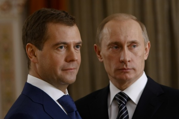 Как Путин и Медведев управля…