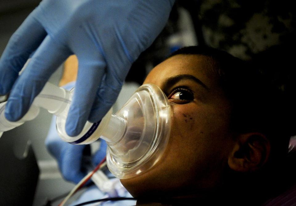 Нейросеть в помощь анестезиологу