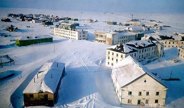 10 самых жутких городов-призраков России
