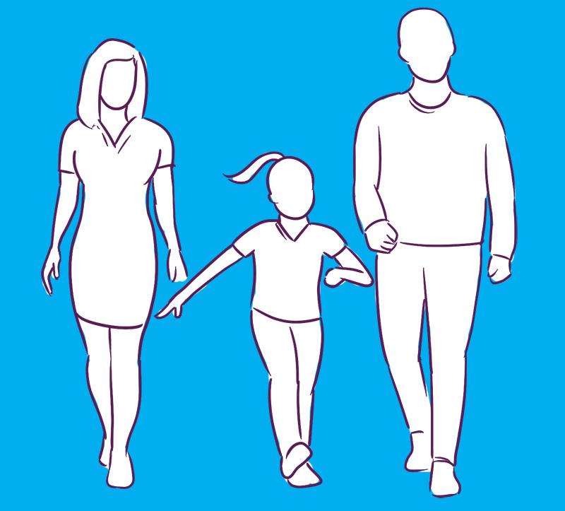 семья крепкая если в ней