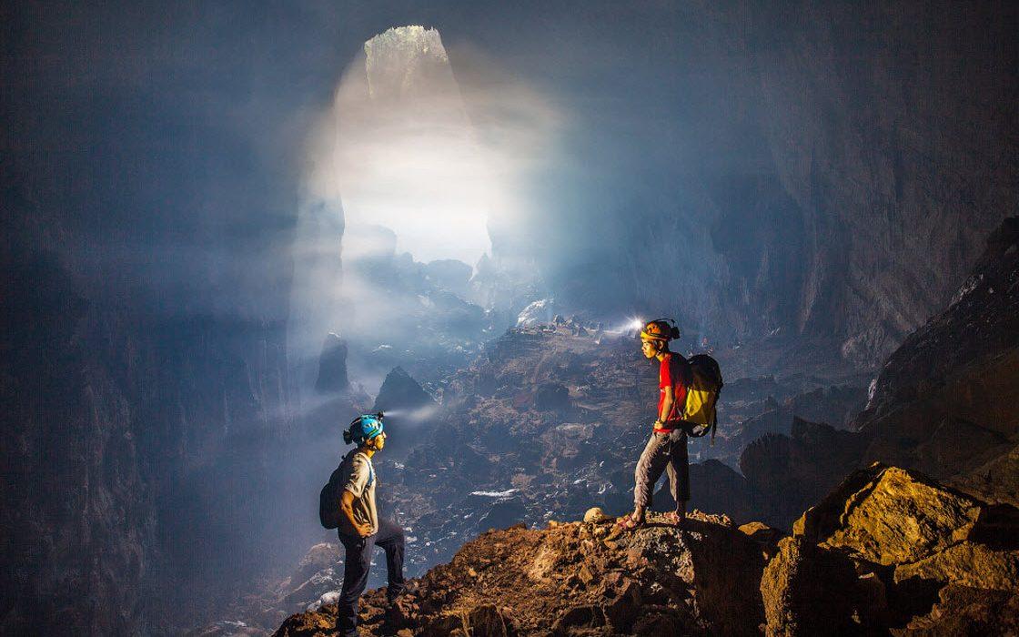 Самая большая в мире Пещера …