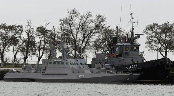 Среди задержанных украинских моряков оказался сотрудник СБУ, который занимался пытками в Бердянске