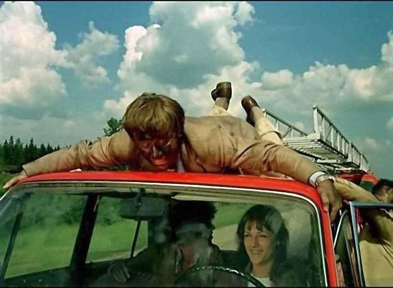 Как снимался фильм Эльдара Рязанова и Франко Проспери СССР, интересно, история, кино, факты, фильм