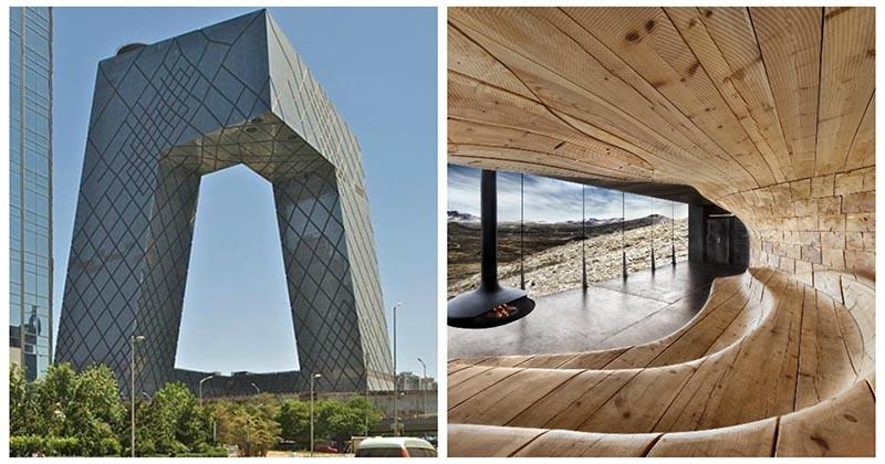 10 восхитительных зданий будущего: гении архитектуры