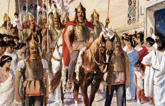 Враг Рима: Аларик I./фото: listverse.com
