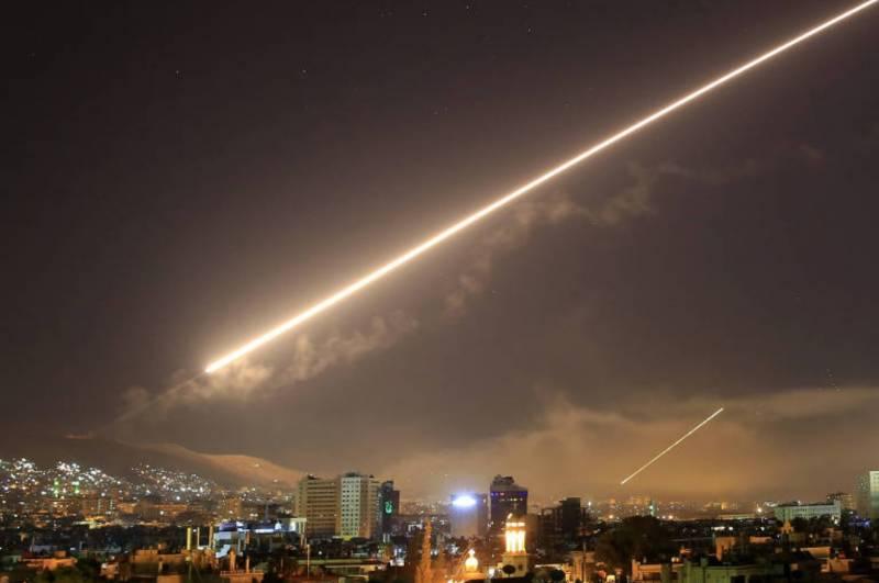 Итоги недели. Удар по Сирии.…