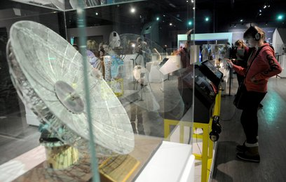 Московскому Политехническому музею исполняется 145 лет