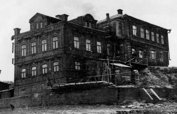 1918 год. Реквизиция